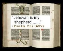 Het Boek der boeken ons overtuigend dat God onze mentor en begeleider is - The Book of book by its sacred Words convincing us that God is our mentor and companion