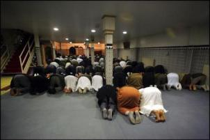 BADR-moskee in Hasselt