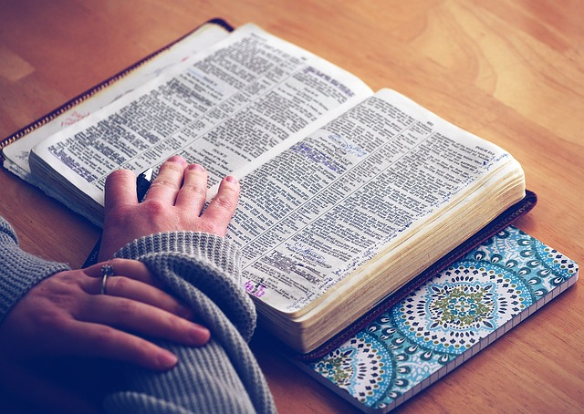 De Bijbel lezen – Ja natuurlijk … maar eh, echt alles?