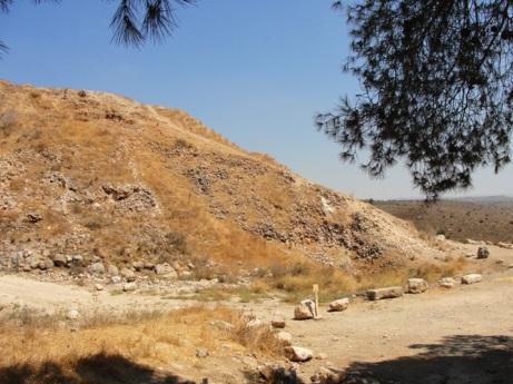 Lachish, Siege Ramp, Sennacherib, Lachish Reliefs